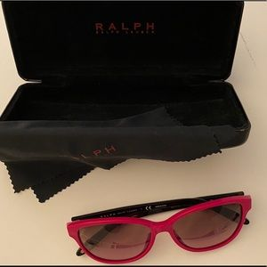 RALPH Ralph Lauren Polarized Sport Sunglasses
